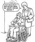 Im Rollstuhl lacht man nicht
