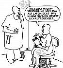 Magenverstimmung auf Lateinisch