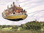 Mit dem Luftschiff nach Segringen