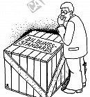 In Kiste verpackte Bildungsstandards