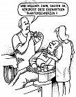 Ein Zahn mit Phantomschmerzen