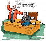 Der Treueeid des Buchhalters