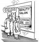 Hautstraffung im Beauty Salon