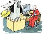 Der Rechner liefert gleich die Ware aus