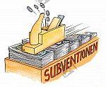 Subventionen werden gekürzt