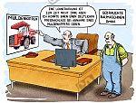 Lohnerhöhung wird abgelehnt