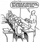 Ein Lehrer kann nicht alles wissen