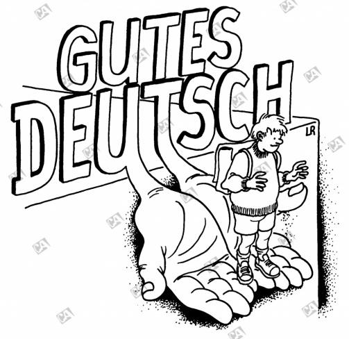 Mit gutem Deutsch in sicheren Händen