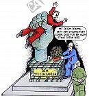 Ein Denkmal für den Steuerzahler