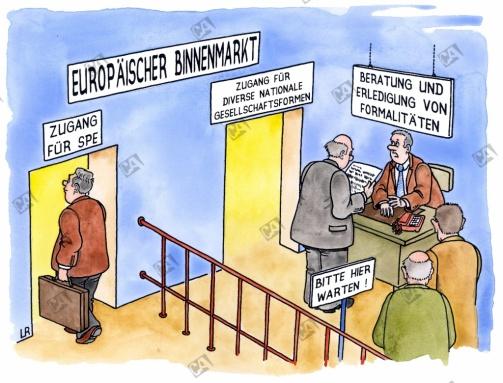 Europäischer Binnenmarkt