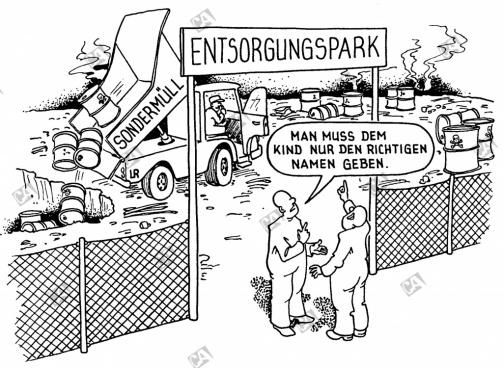 Entsorgungspark