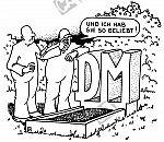 Das DM-Grab