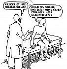 Geschwollene Nieren