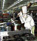 Was ist da im Kochtopf ?