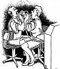 Ein Zahnarzt-Ehepaar