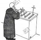 Die Kirche steuern