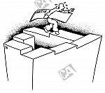 Eschersche Treppe und Aktienkurse