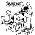 Der veraltete Computer