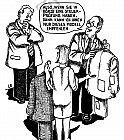 Ein Anzug für die Steuerprüfung