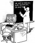 Strafaufgabe vom Computer