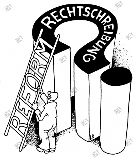 Zur Reform der Reform