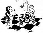 Am Schachbrett